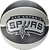 Spalding San Antonio Spurs Basketball-Ballon Mixte