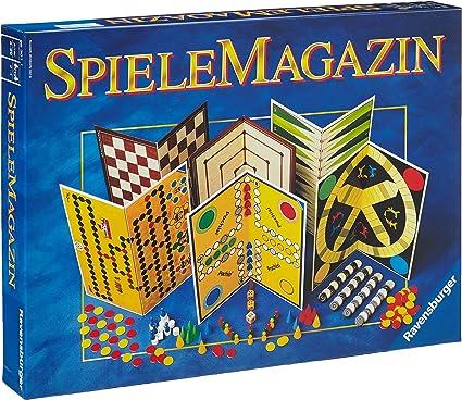 Ravensburger 26301 Spielesammlung SpieleMagazin
