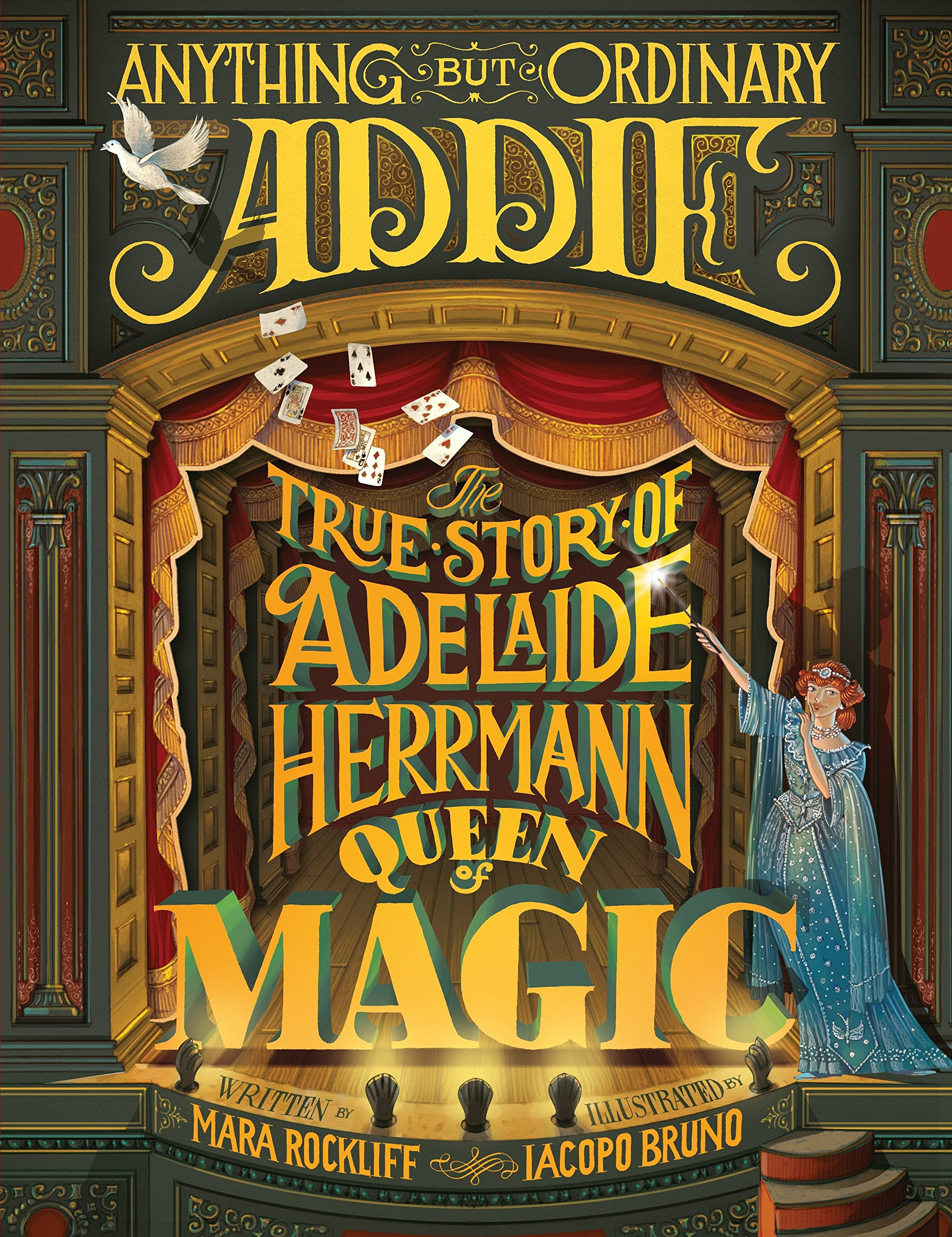 Image result for anything but ordinary addie