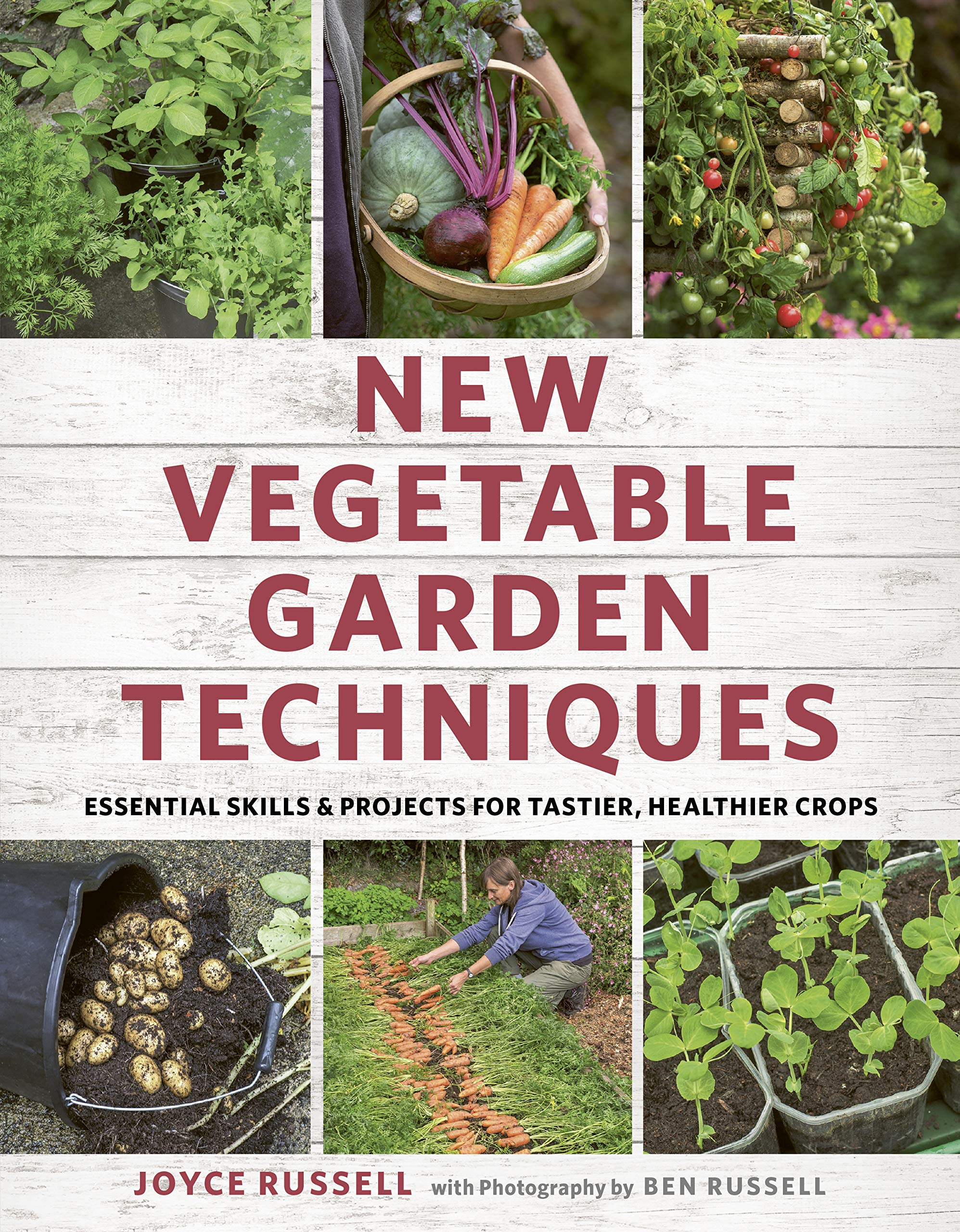 New Vegetable Garden Techniques Essential Skills And Projects For