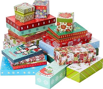 Amazon Com Christmas Apparel Box Bundle 20 Boxes Total Health Personal Care