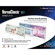 VersaCheck X9 Gold 2018 – 3 Users [Download]
