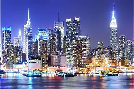 Amazon Com Manhattan Backdrops New York City Backdrop Nyc Urban