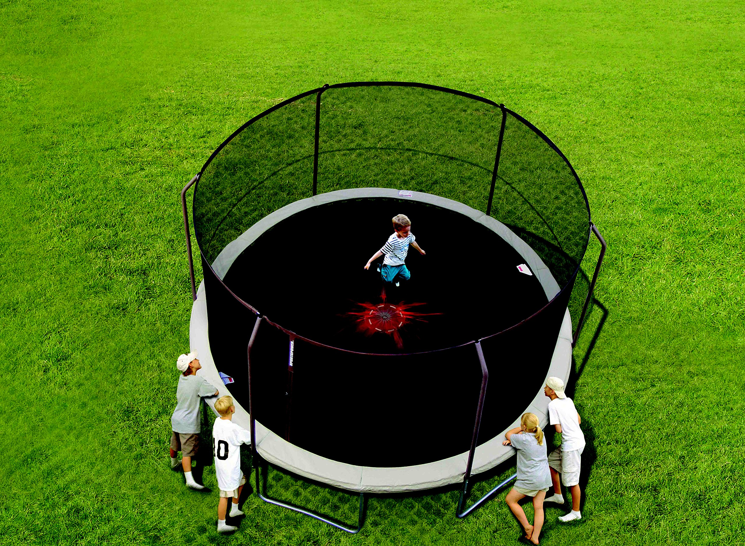 Sportspower Trampoline Enclosure Mesh Net ONLY for 14' Bounce Pro Flex Models- OEM Equipment by Sportspower