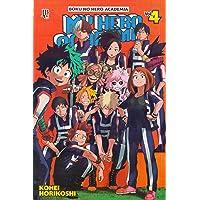My Hero Academia (Boku no Hero) - Volume 4