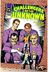 Challengers of the Unknown (1991) #1 Kindle Edition