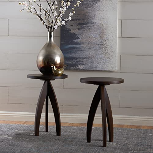 Christopher Knight Home Bristol Mango Wood End Table