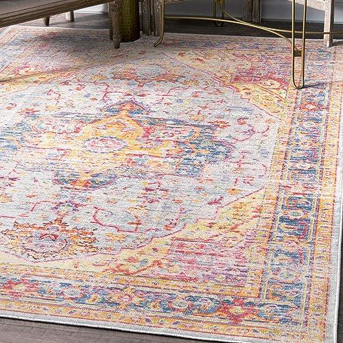 nuLOOM Malorie Vintage Area Rug