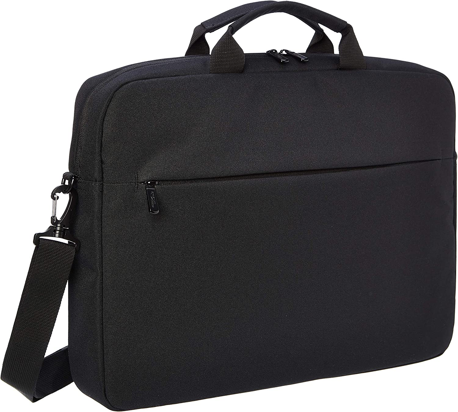 AmazonBasics Urban Laptop and Tablet Case Bag, 17 Inch, Black