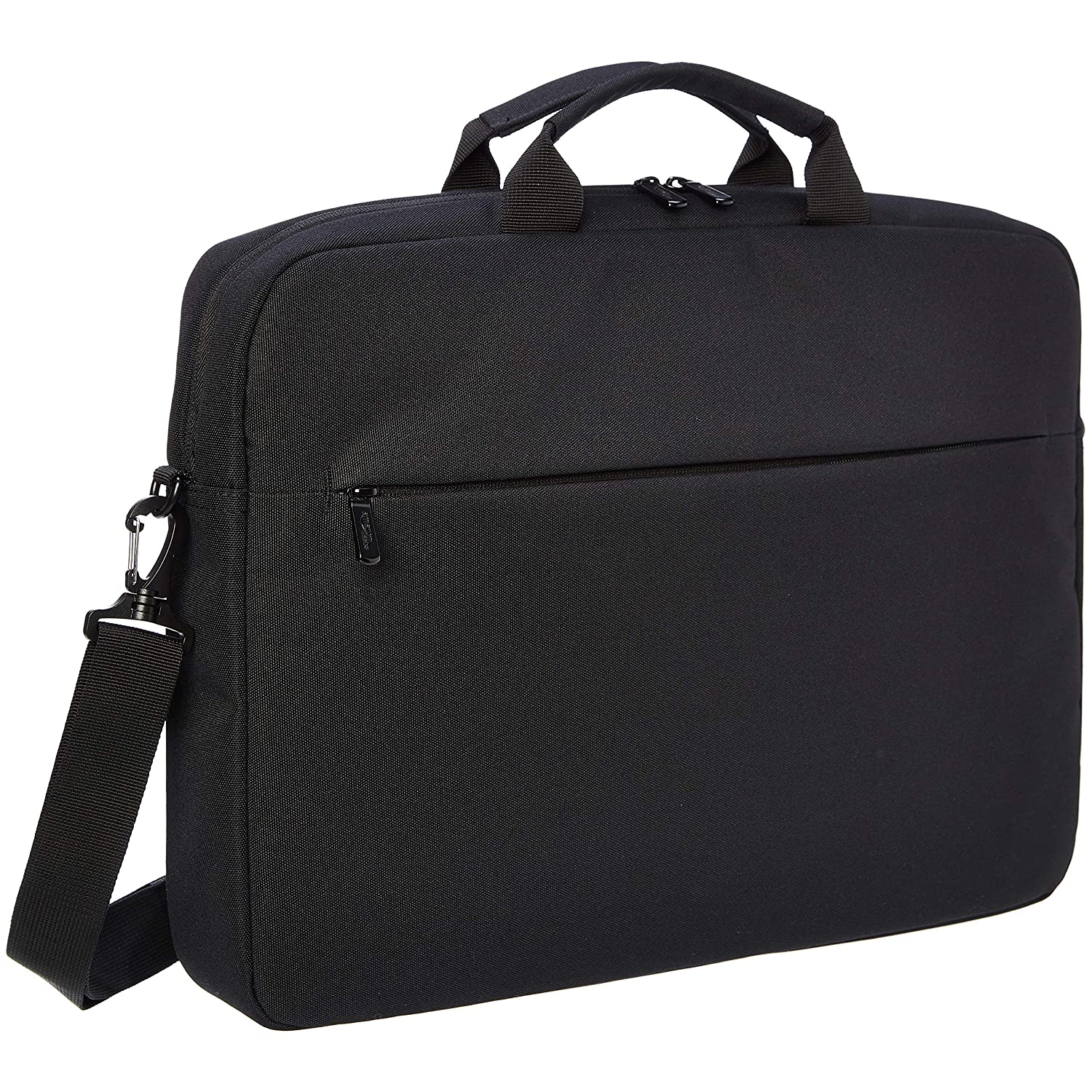 "AmazonBasics Urban Laptop and Tablet Case, 17"", Black"