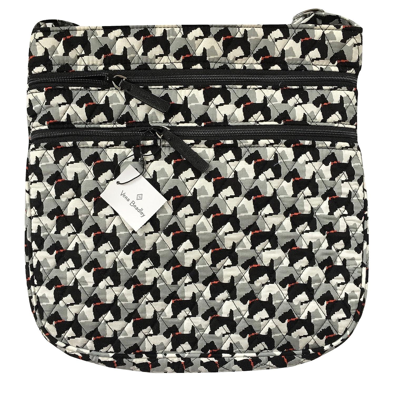 【2018A/W新作★送料無料】 Vera Vera Bradley レディース B077Q22TBJ Scottie Dogs Scottie Interiors With Black Interiors, エスエスオート:916735ef --- egreensolutions.ca