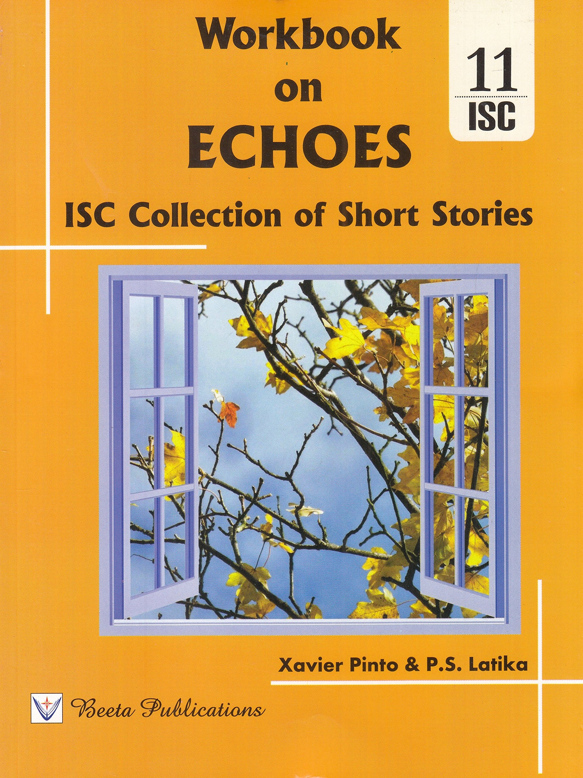 Amazon.in: Buy Workbook on Echoes ISC Collection of Short Stories Book  Online at Low Prices in India | Workbook on Echoes ISC Collection of Short  Stories ...