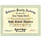 Doctor Education Novelty Diploma Gag Gift Teacher