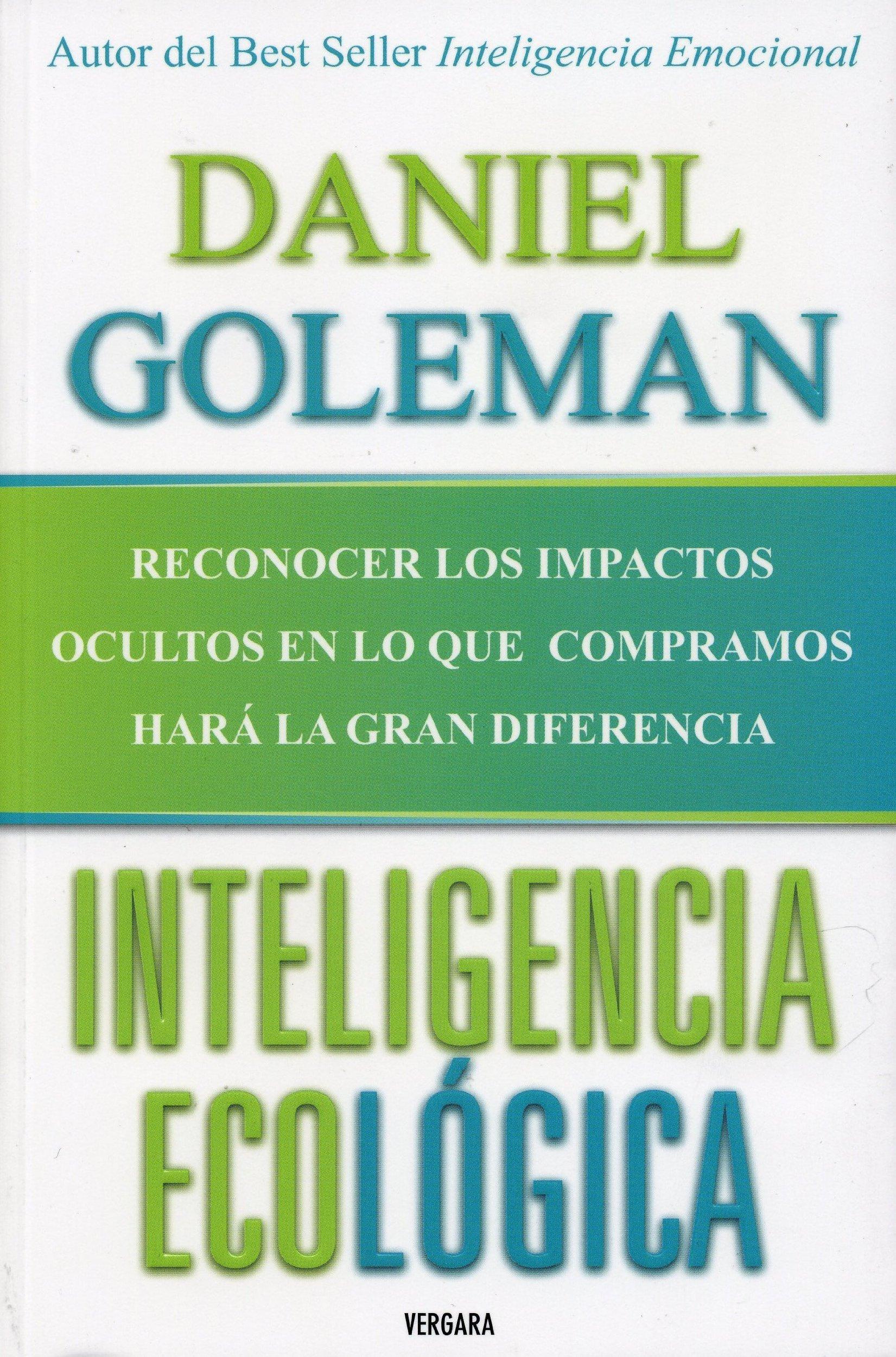 Inteligencia Ecologica (Spanish Edition) pdf