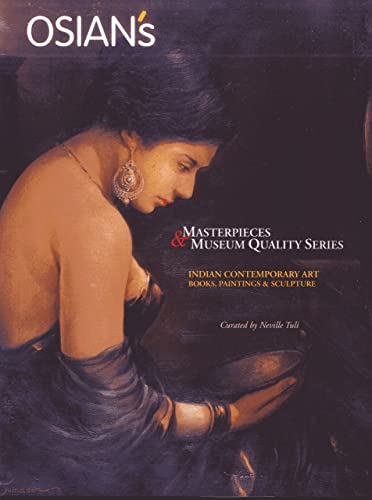 Indian Contemporary Art: Books; Paintings & Sculpture (Osian's Masterpieces & Museum Quality)