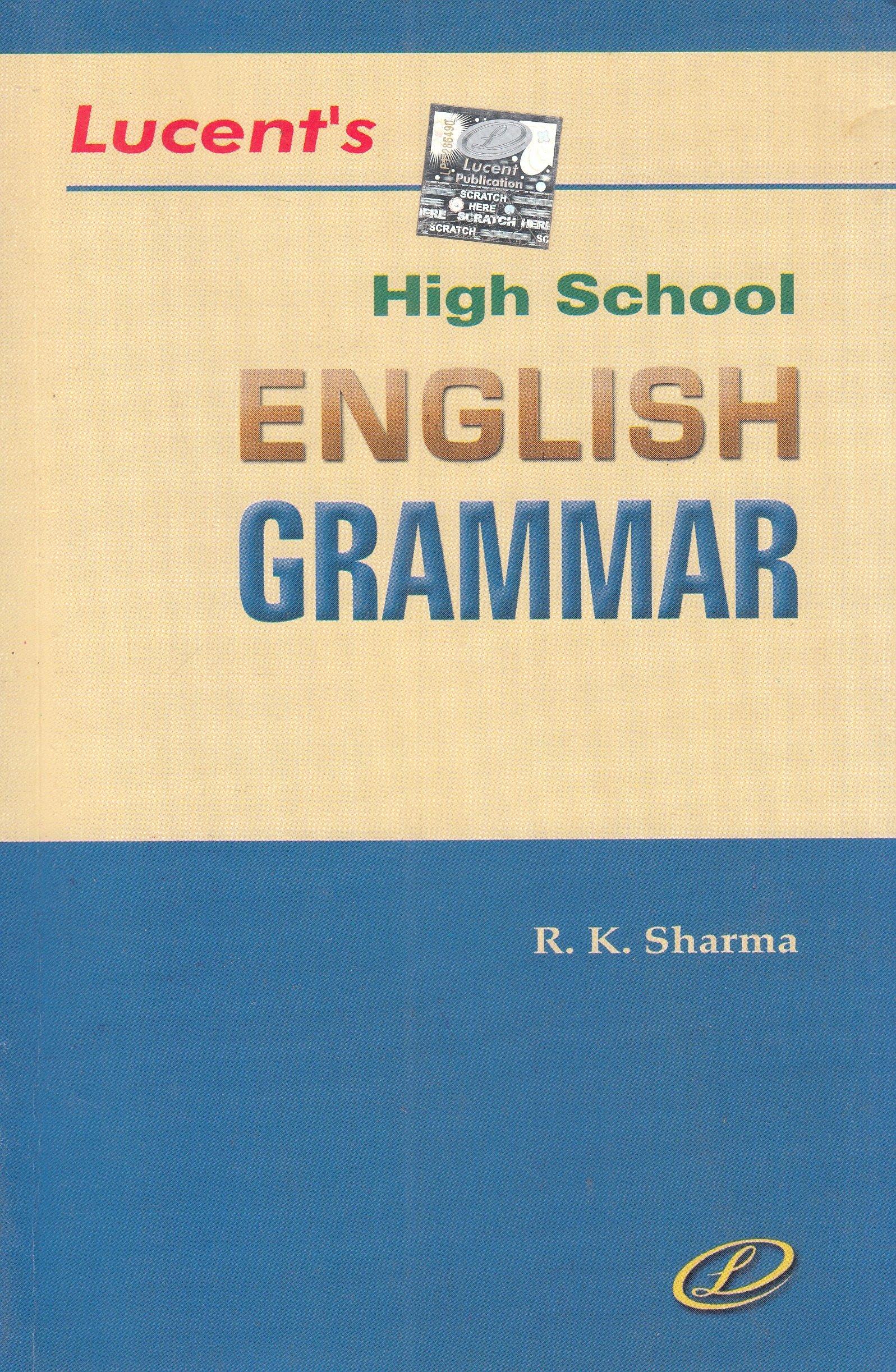 lucent english grammar