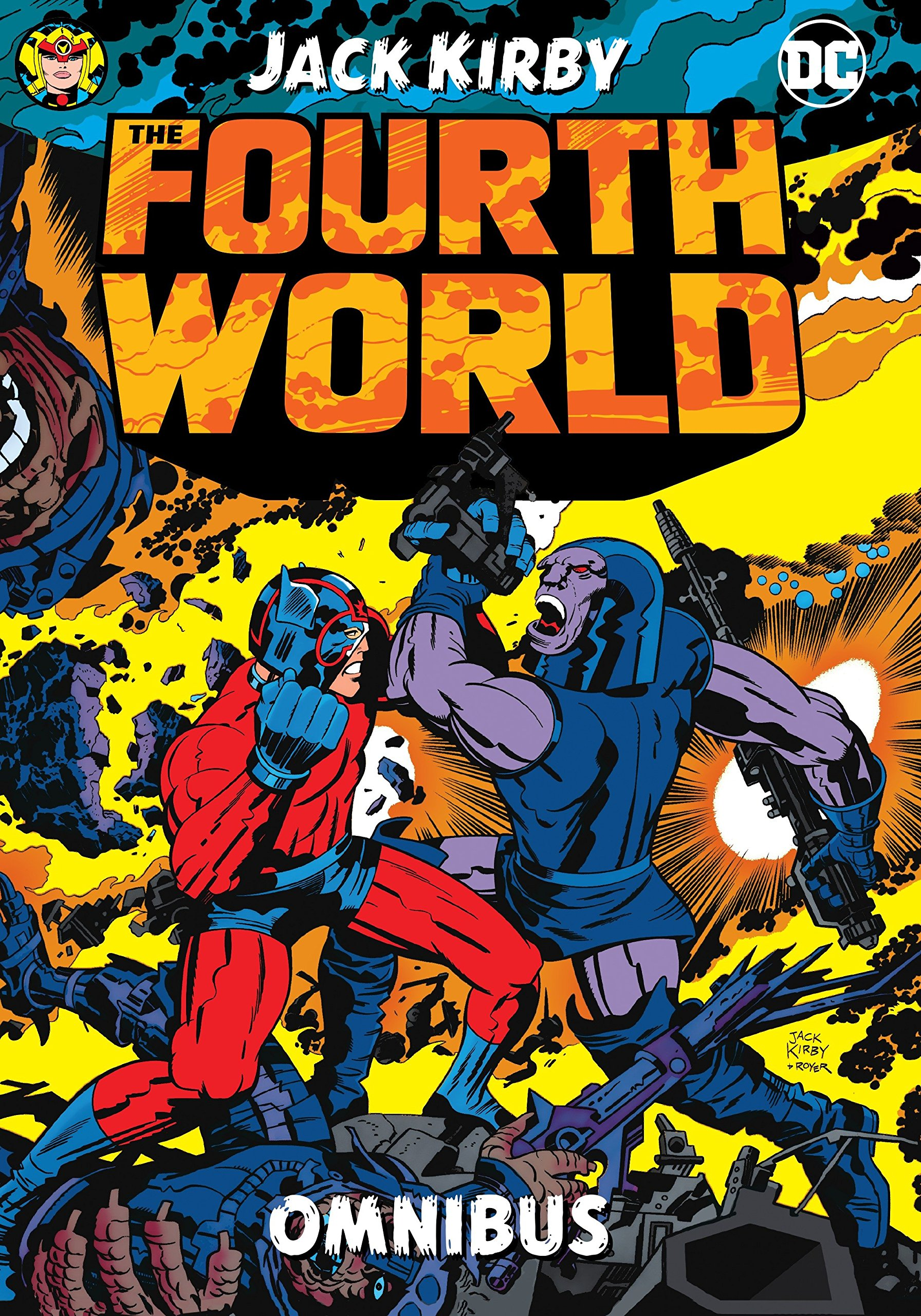 Fourth World by Jack Kirby Omnibus by Unknown