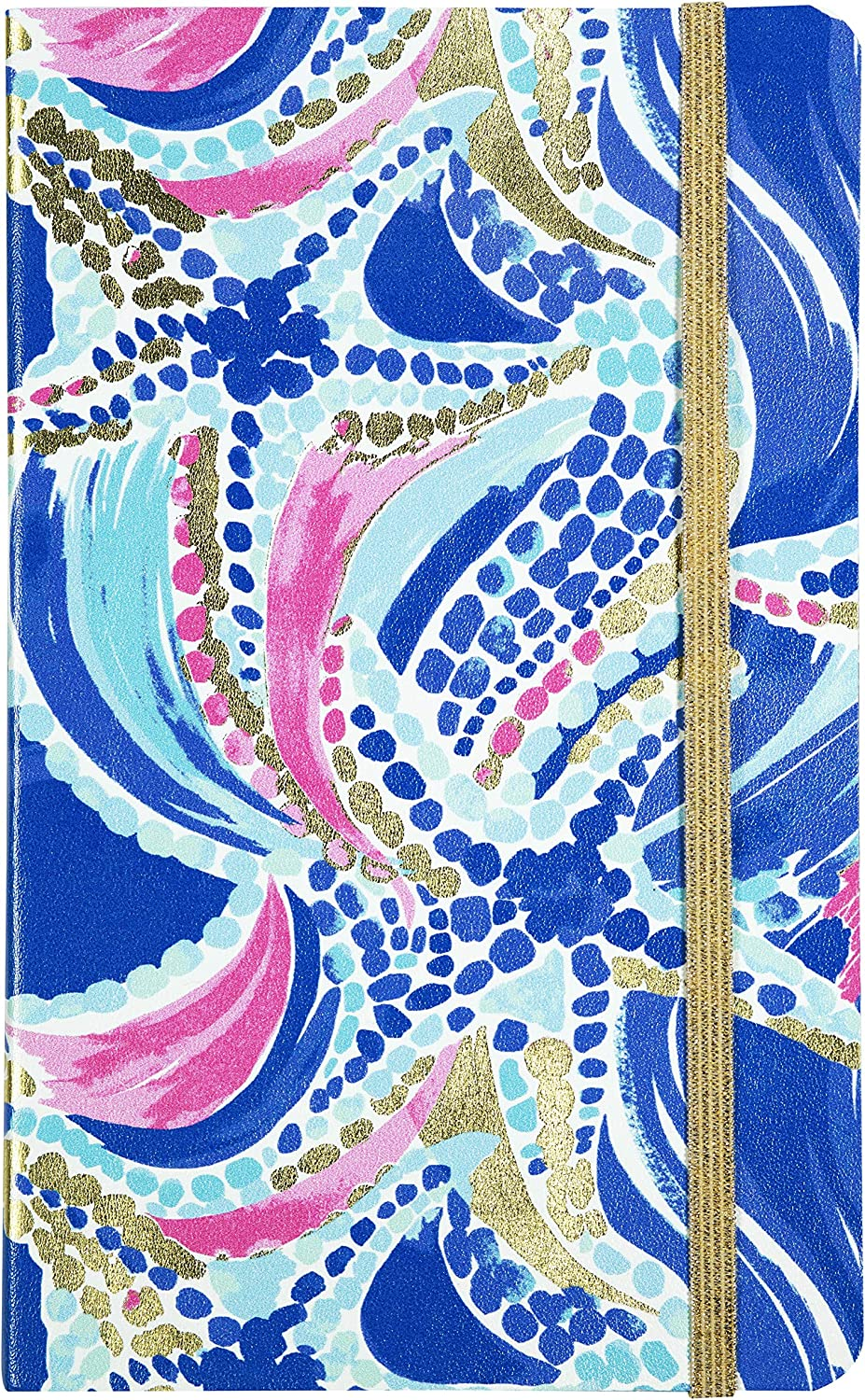 Lilly Pulitzer Colorful Journal in Ocean Jewels