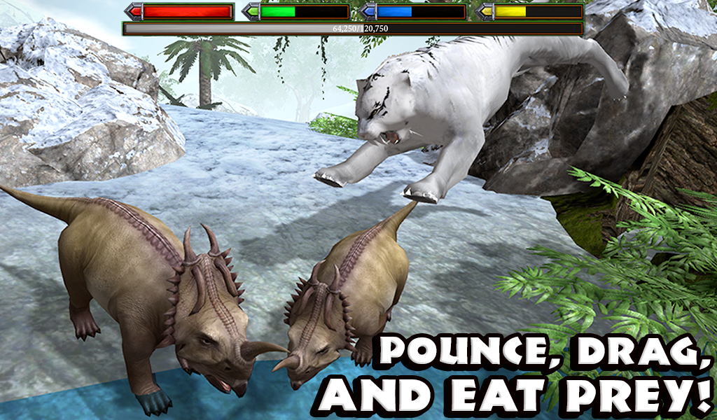 Amazon.com: Ultimate Dinosaur Simulator: Appstore for Android
