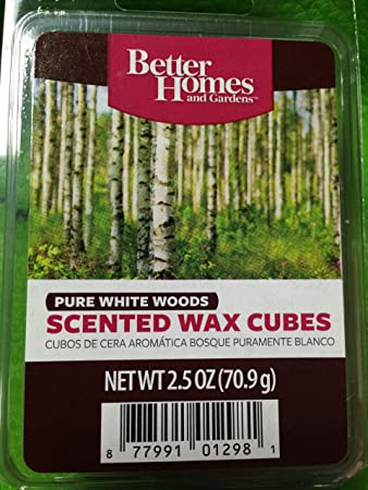 Amazon.Com: Better Homes And Gardens Scented Wax Melts - Pure