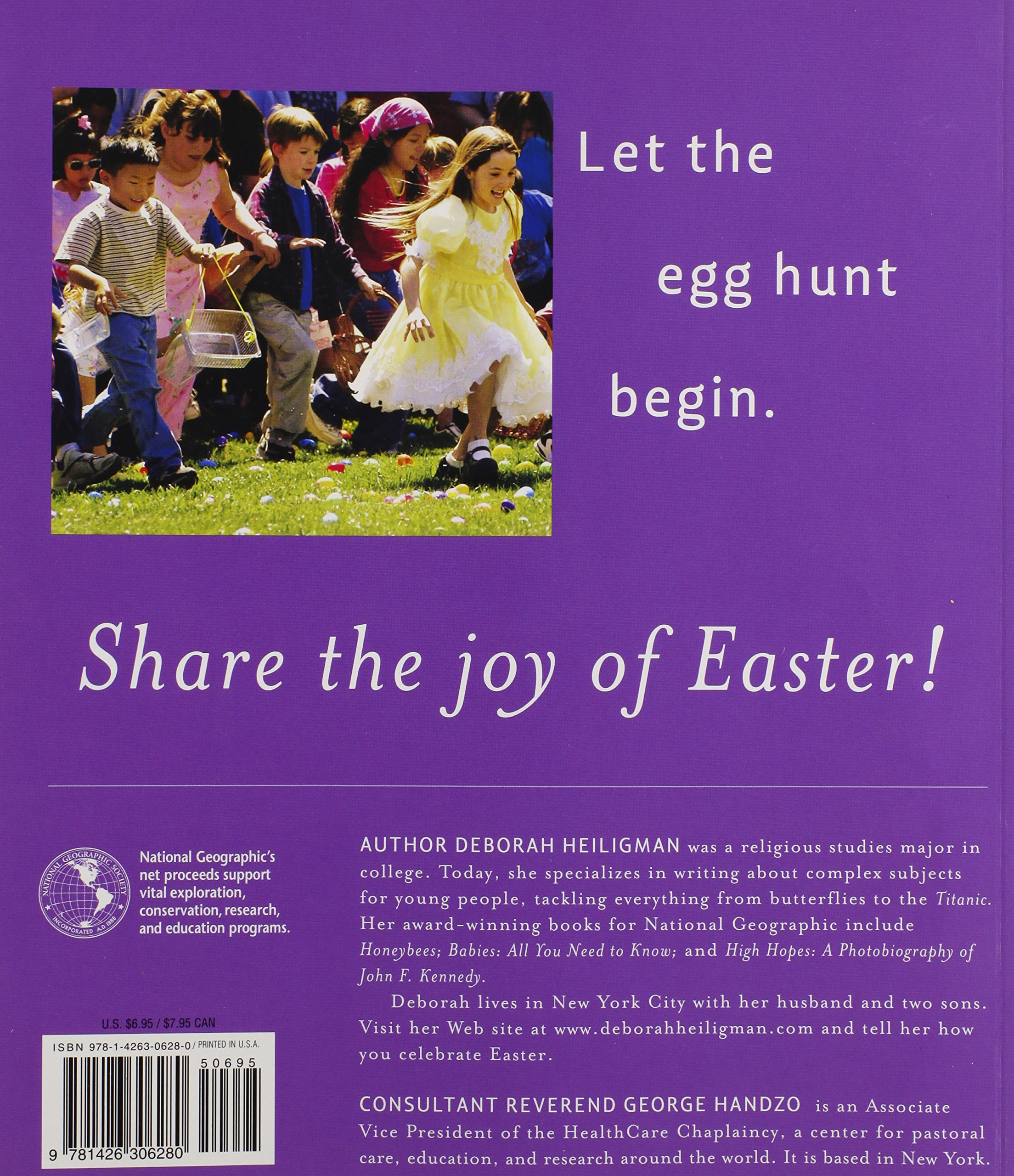 Holidays Around The World: Celebrate Easter: With Colored Eggs, Flowers,  And Prayer: Deborah Heiligman: 9781426306280: Amazon: Books