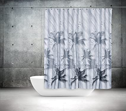 Amazon Tropical Shower Curtain