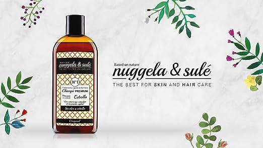 Nuggela & Sulé Polinesia Champú Premium con Keratina, Colágeno y ...