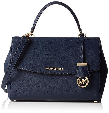 Mk Handtaschen Blau