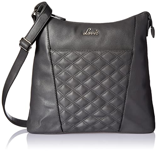 114959189 Lavie Steen Women s Sling Bag (Grey)  Amazon.in  Shoes   Handbags