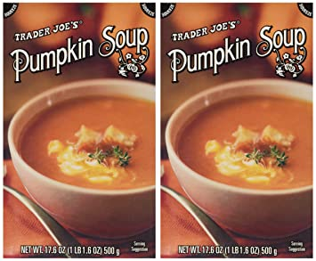 Amazon trader joes pumpkin soup 2 pack vegetable soups trader joes pumpkin soup 2 pack forumfinder Image collections
