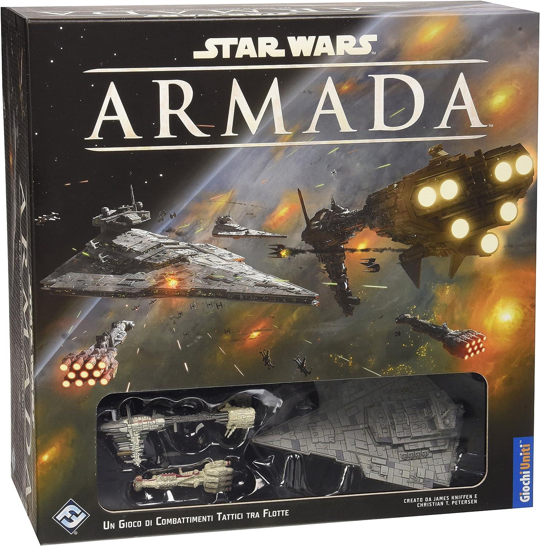 Giochi Uniti Juegos de Estados Unidos - Star Wars Armada Juego de Combate táctico: Amazon.es: Juguetes y juegos