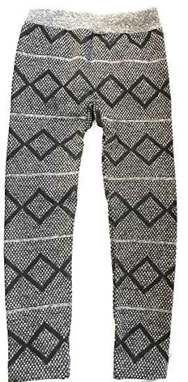 257880efb4a9e Image Unavailable. Image not available for. Color: FG Faded Glory Girl's  Fleece Leggings