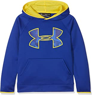Under Armour AF Big Logo Hoody Parte Superior del Calentamiento, Niños