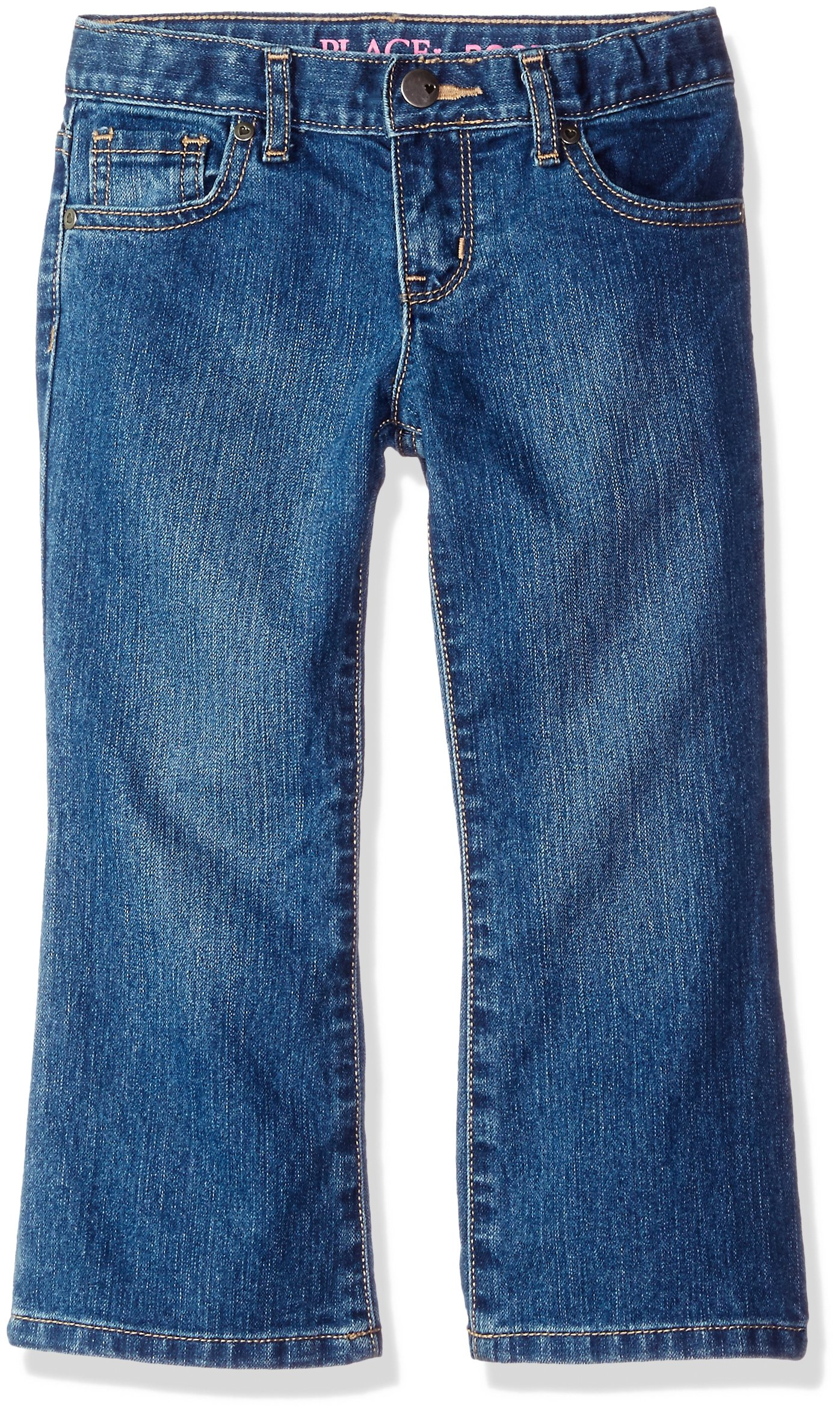 The Children's Place Girls' Plus Size Bootcut