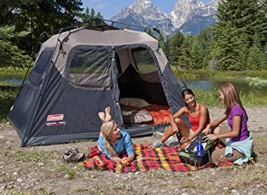 Coleman 6-Person Instant Tent Family