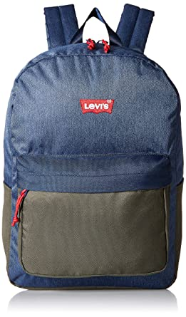46be79b946 Amazon.com  Levi s Kids  Classic Logo Backpack  Clothing