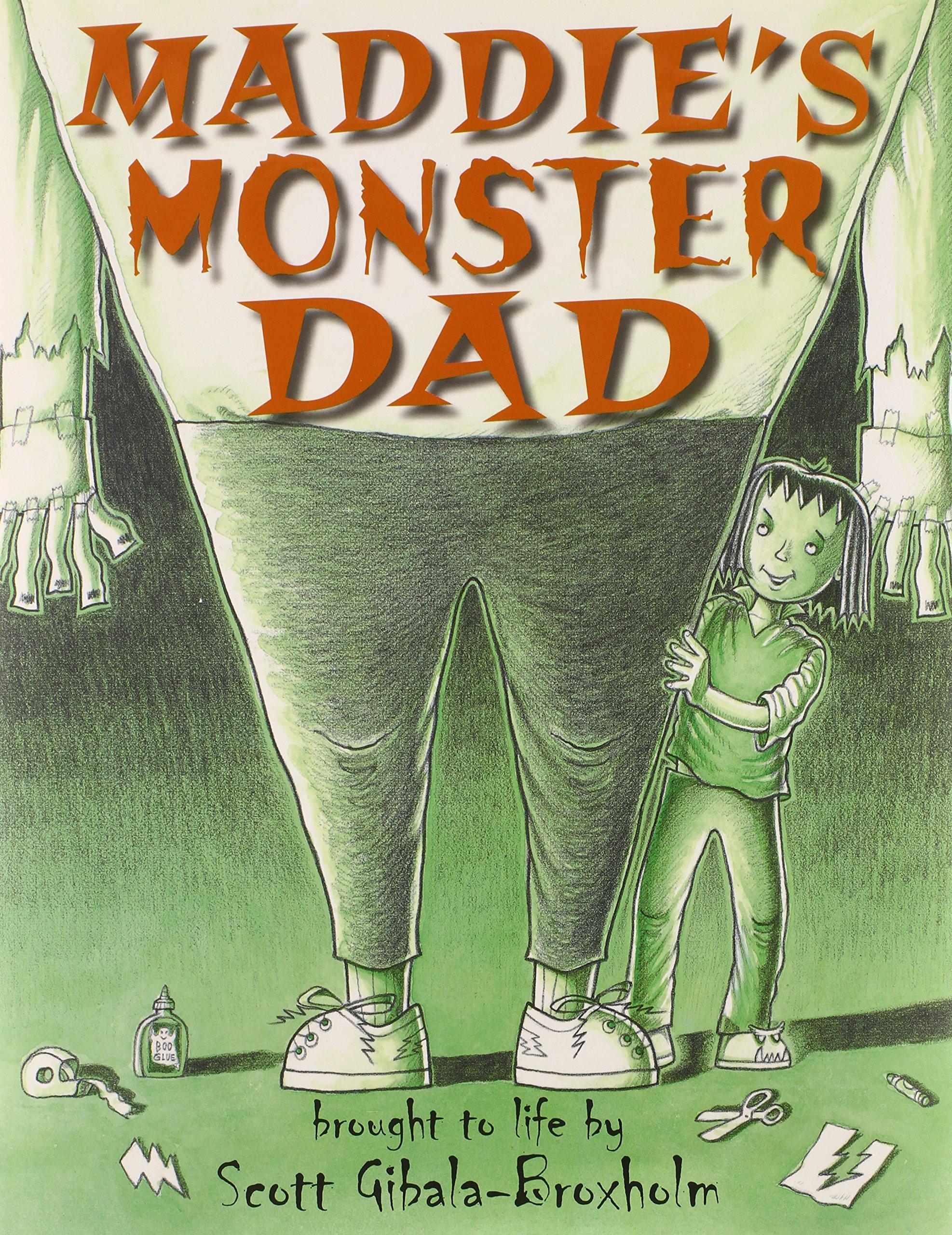 Download Maddie's Monster Dad pdf