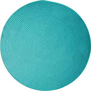 product image for Colonial Mills Boca Raton Area Rug 3x3 Turquoise