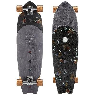 GLOBE Skateboards Chromantic Cruiser Complete Skateboard, Makatza : Sports & Outdoors