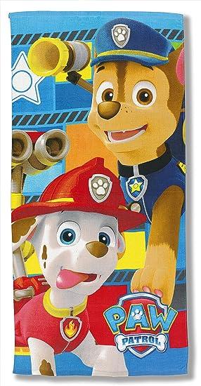 La Patrulla Canina - Toalla de Playa Paw Patrol Marshal Chase ...