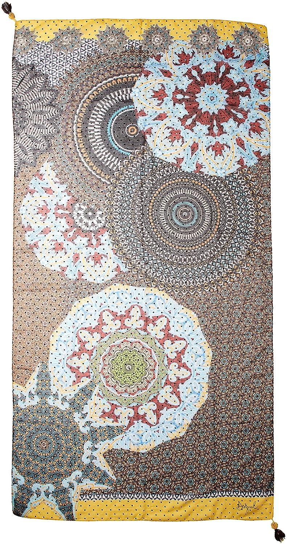 DESIGUAL Fular Donna 18WAWW04 Afro