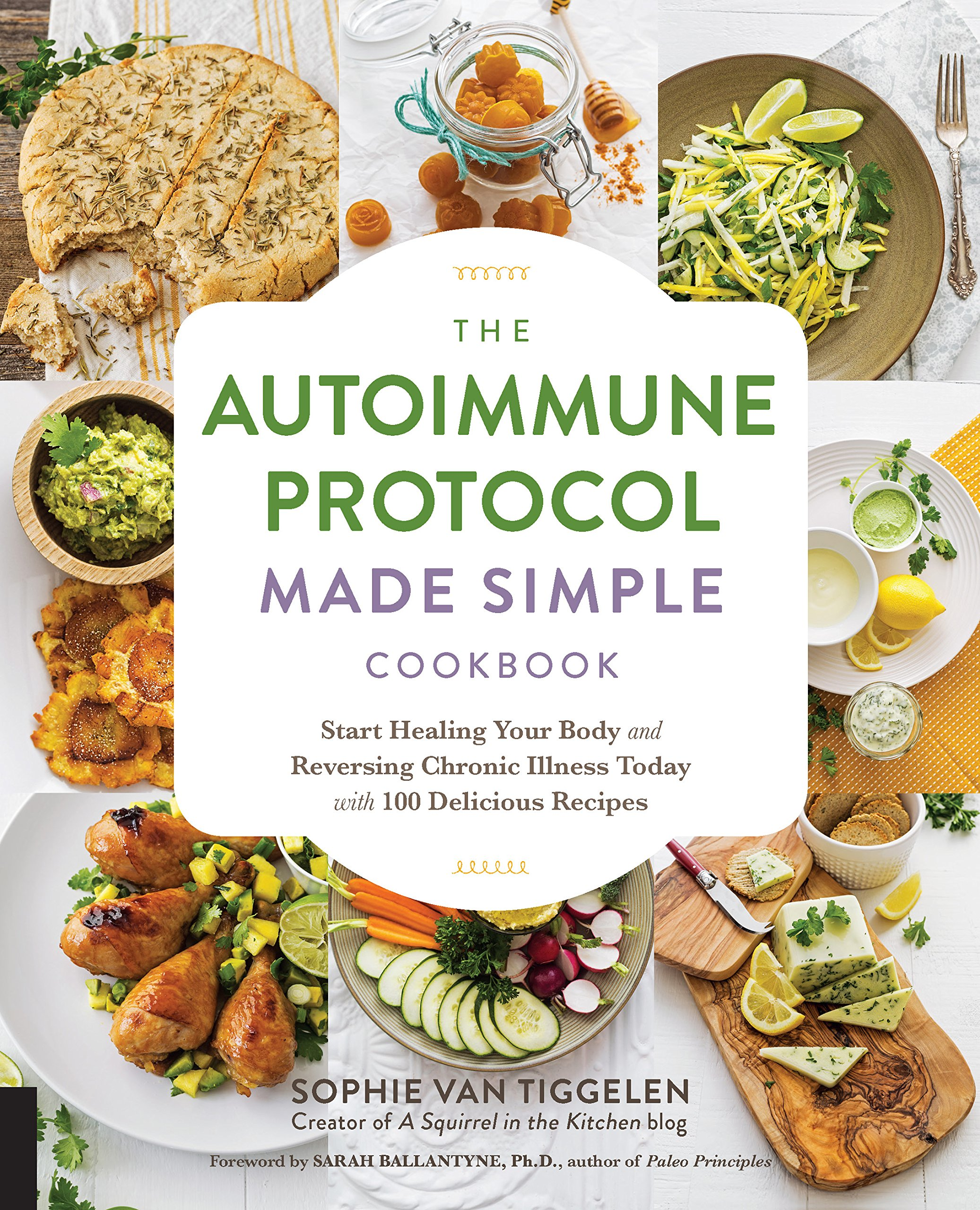 Download The Autoimmune Protocol Made Simple Cookbook: Start Healing Your Body and Reversing Chronic Illness Today with 100 Delicious Recipes PDF