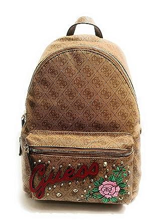 82de598b03 Guess Urban Sport Sac à dos BROWN: Amazon.fr: Chaussures et Sacs