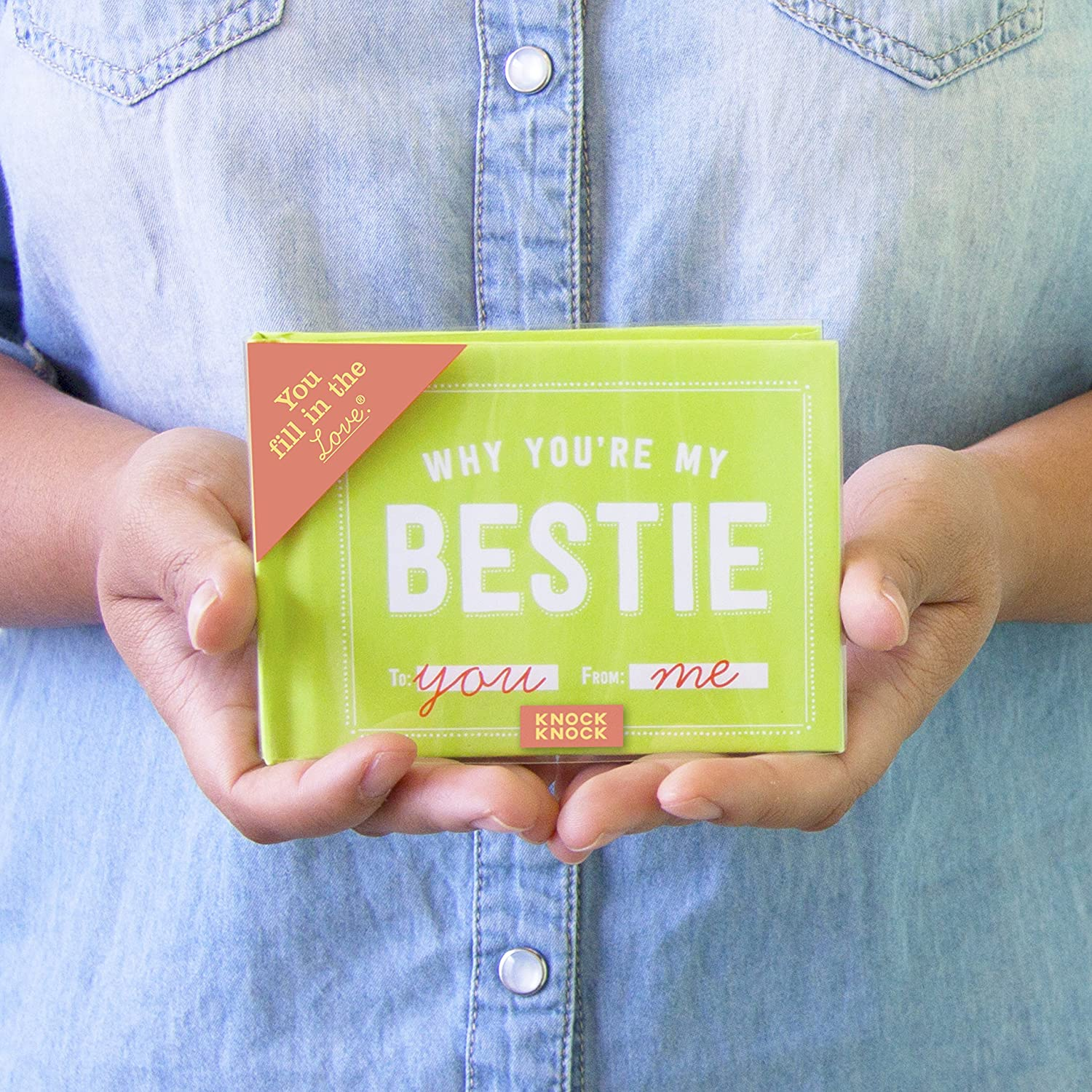Why You're My Bestie Book