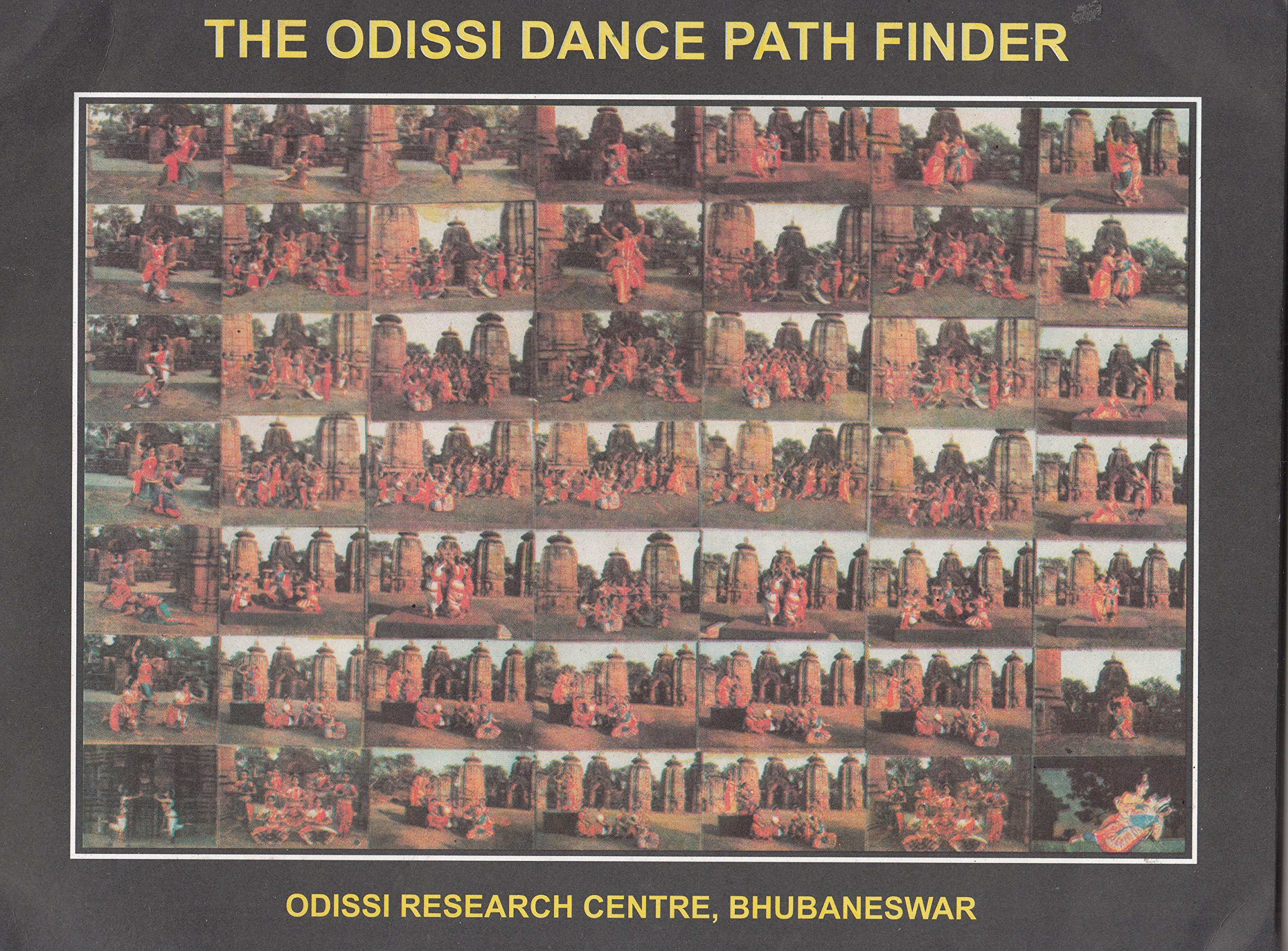 Odissi Dance Path Finder Volume 1, Odissi Research Cent