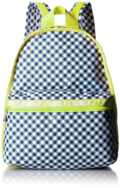 [レスポートサック] リュック (Basic Backpack),軽量 7812 [並行輸入品] B01EH38L7O D374 (Lime Gingham) D374 (Lime Gingham)