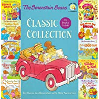 The Berenstain Bears Classic Collection (Box Set) (Berenstain Bears/Living Lights: A Faith Story)