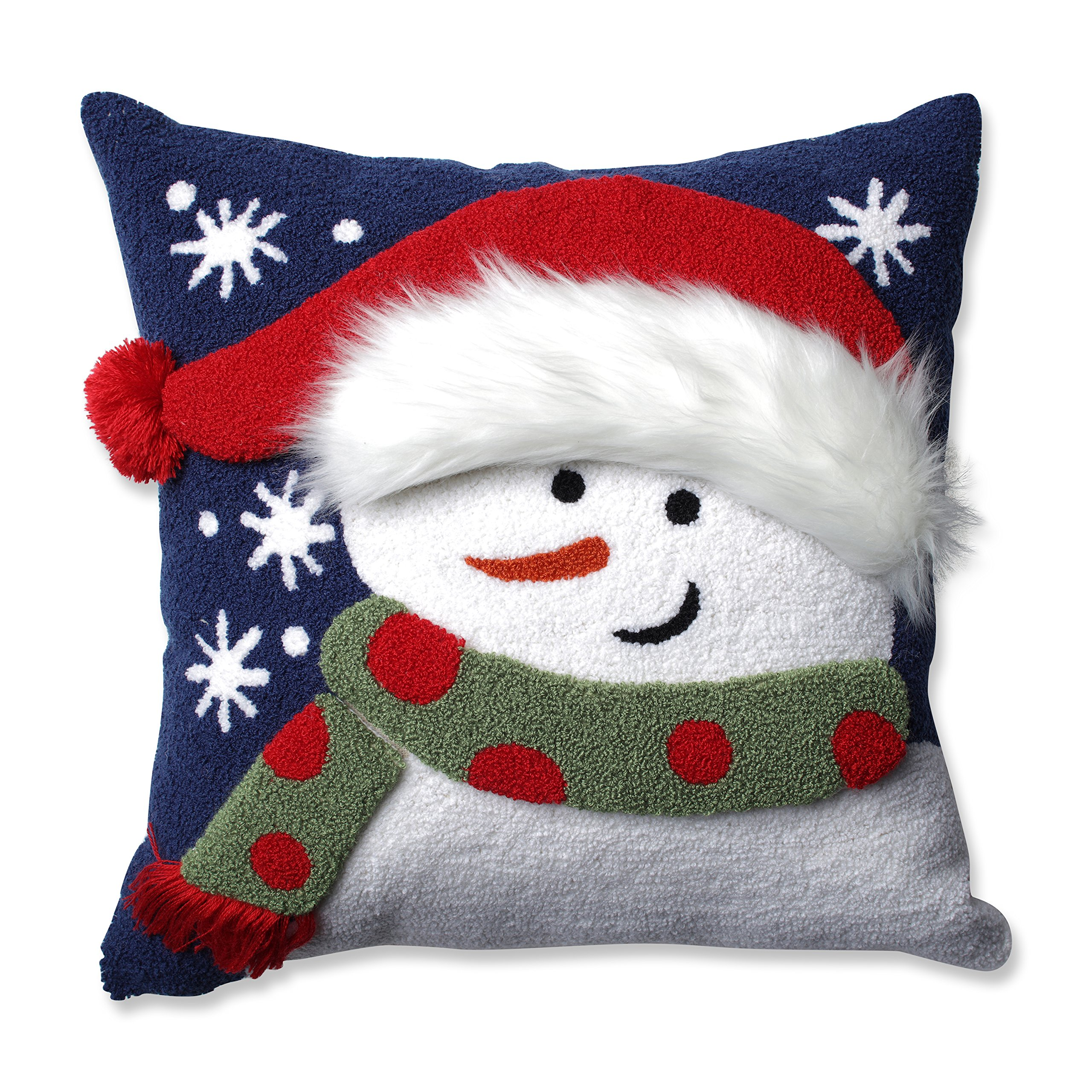 Pillow Perfect Frosty Throw Pillow, 16.5'', Multicolor