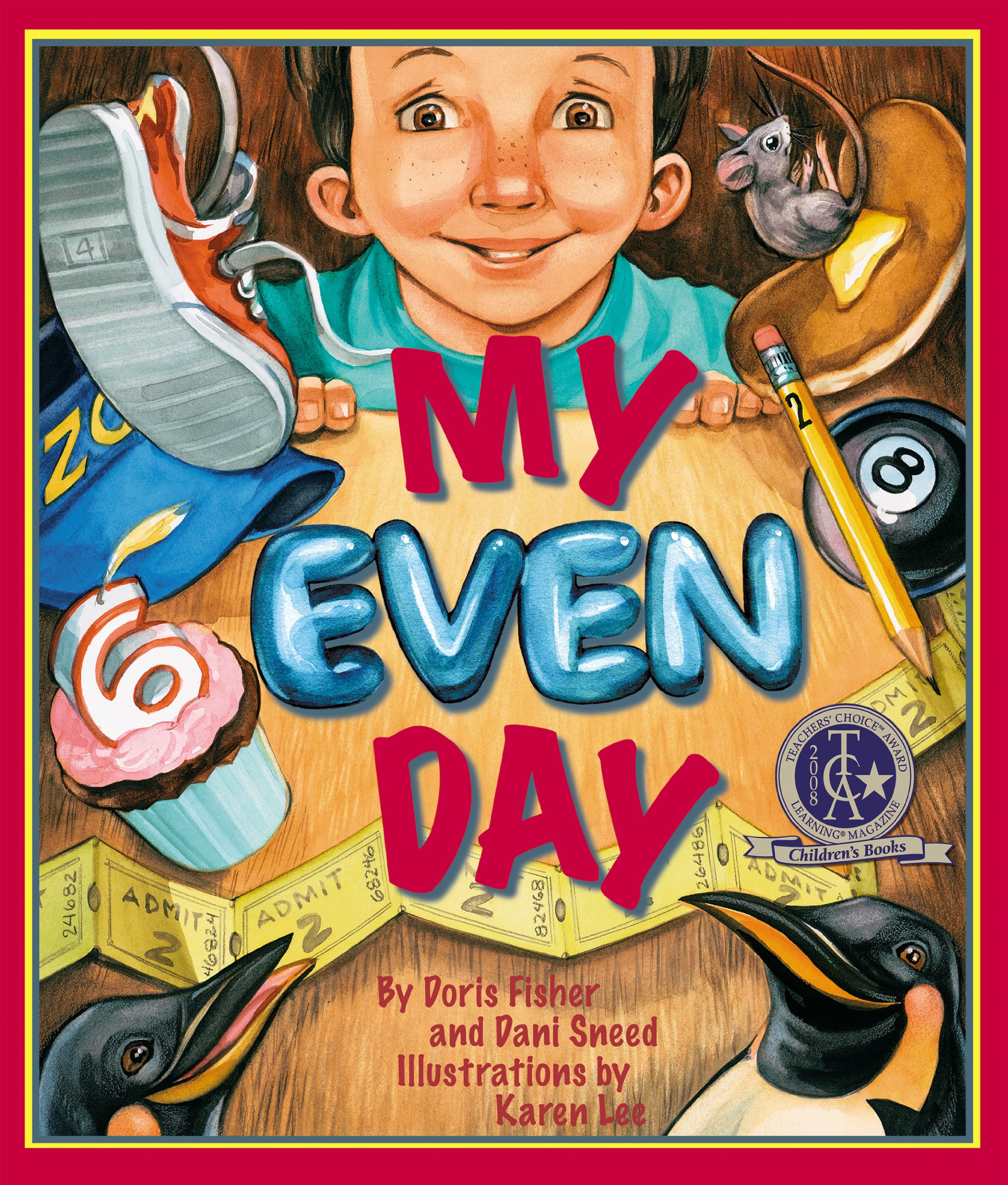 My Even Day (Arbordale Collection) pdf