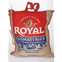 Royal Basmati Rice 15-Pound Bag